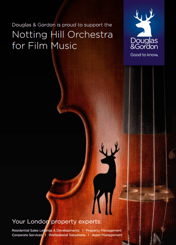 Sponsor London Film Music Orchestra